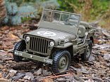 Willys MB (¼ ton 4x4 US army vehicle 1941)