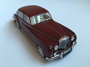 Bentley S2, MINICHAMPS 1:43