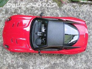 Ferrari 599 GTO, Elite, 1/18